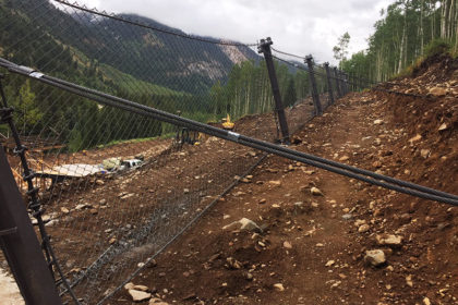 Avalanche & Debris Flow Barriers